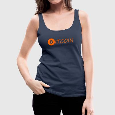 Bitcoin - Women's Premium Tank Top
