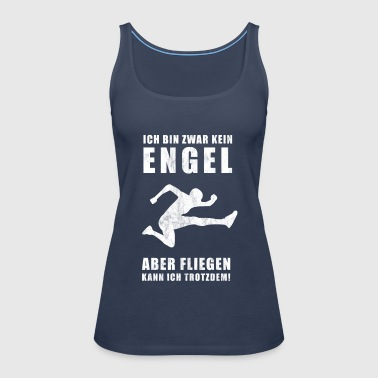 Läufer | Joggen | Marathon | Triathlon | Athlet - Frauen Premium Tank Top