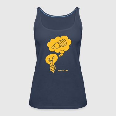 Eco Idea - Women's Premium Tank Top