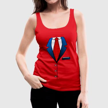 Suit - Women's Premium Tank Top
