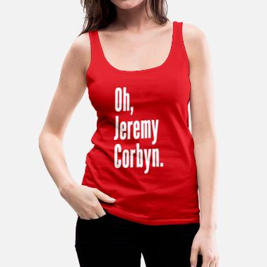 Chant Corbyn Chant - Women's Premium Tank Top