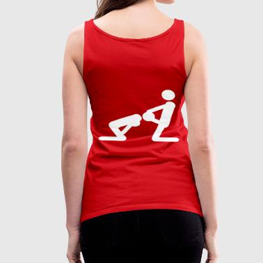 Blow Job - Frauen Premium Tank Top