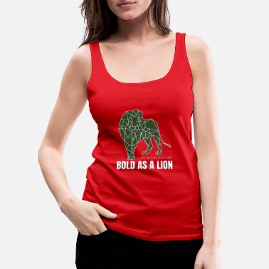 Lion Collection - Women's Premium Tank Top