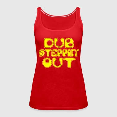 Dub Step - Women's Premium Tank Top