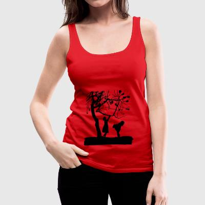 The Apple tree - Women's Premium Tank Top