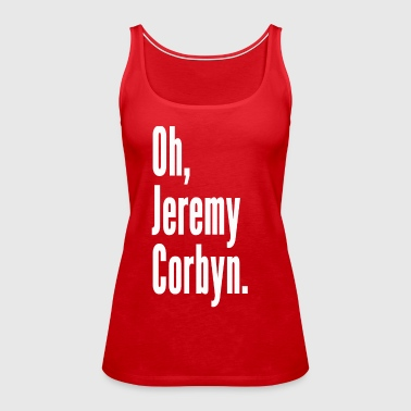 Corbyn Chant - Women's Premium Tank Top