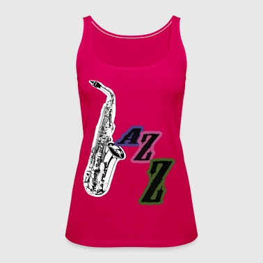 Jazz - Frauen Premium Tank Top