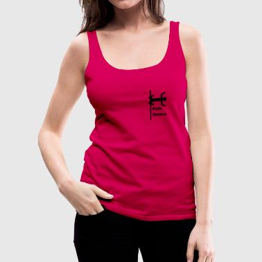 Pole Dance - Frauen Premium Tank Top