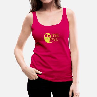 Witty Witty. - Women's Premium Tank Top