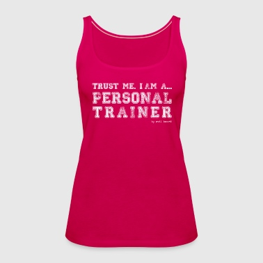PERSONAL TRAINER 02 - Women's Premium Tank Top