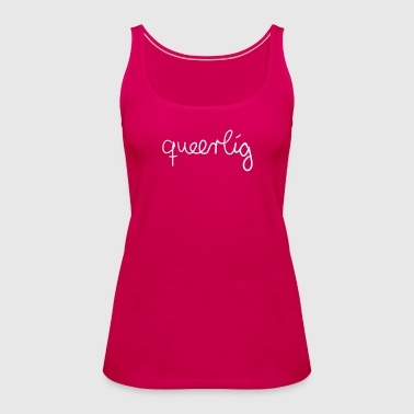 Queerlig - Frauen Premium Tank Top