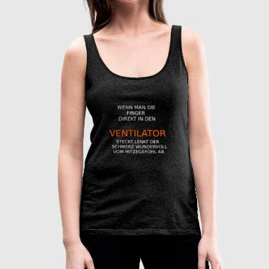 Heat tshirt - Women's Premium Tank Top