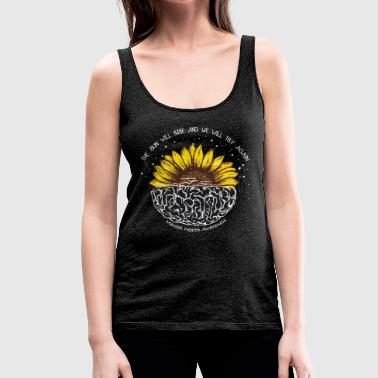 Sun The sun wants to rise and we will try again - Women's Premium Tank Top
