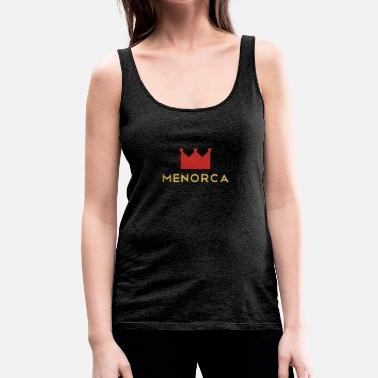 Spain Menorca Balearic Spain - Women's Premium Tank Top