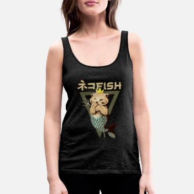 CATFISH - Women's Premium Tank Top