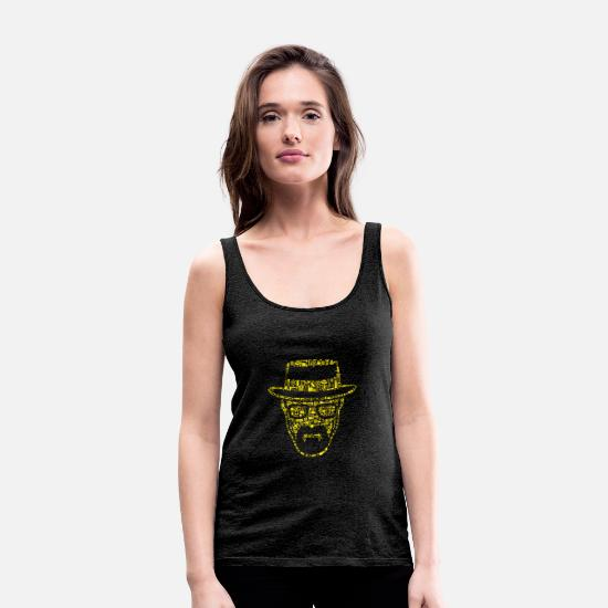 Heisenberg Tank Tops - The Chronicle of HEISENBERG - Frauen Premium Tanktop Anthrazit