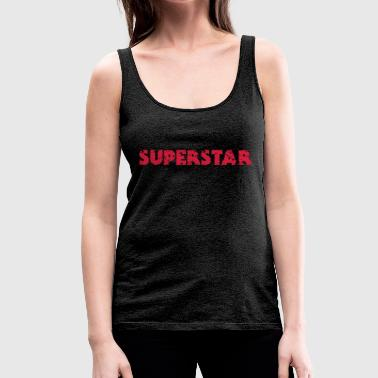 Superstar - Frauen Premium Tank Top