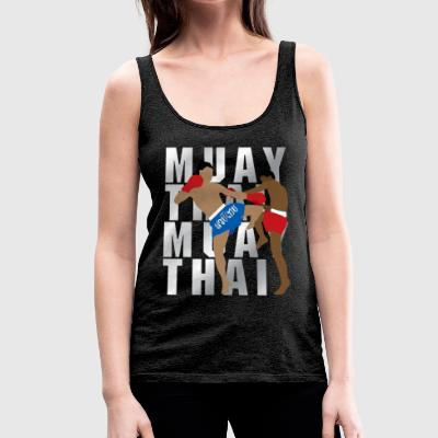 MUAY THAI - Women's Premium Tank Top