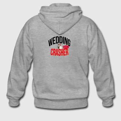 Wedding crasher - Männer Premium Kapuzenjacke