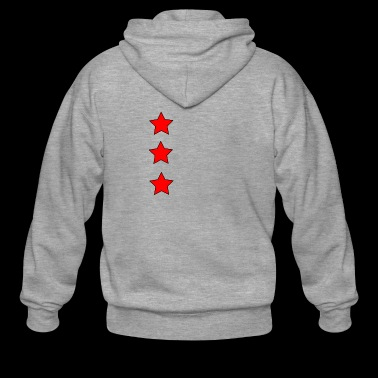 stars givin 3 - Men's Premium Hooded Jacket