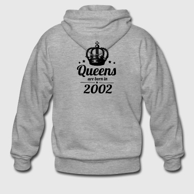 Queen 2002 - Men's Premium Hooded Jacket