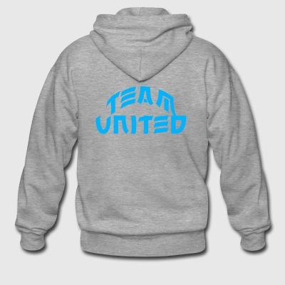 Team United - Men's Premium Hooded Jacket