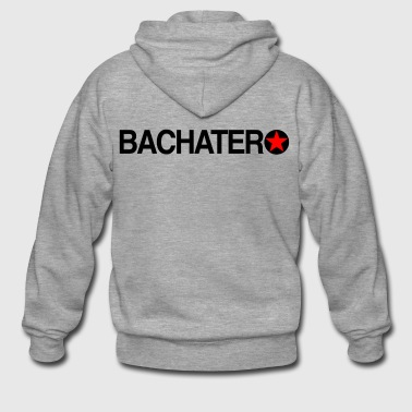BACHATERO - Mambo New York Dancewear - Men's Premium Hooded Jacket