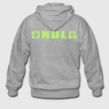 Orula - Men's Premium Hooded Jacket