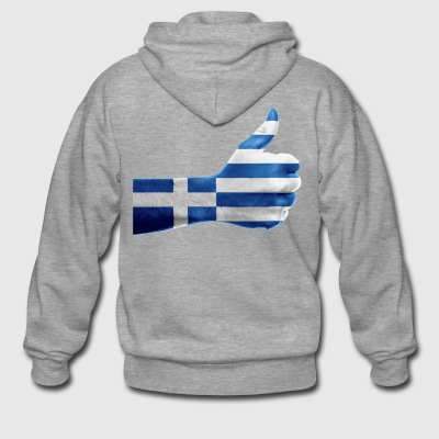 GREECE NEW COLLECTION - Men's Premium Hooded Jacket