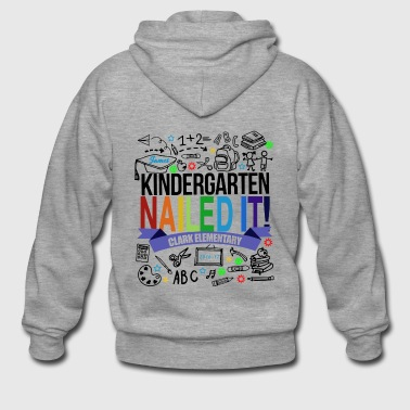 Kindergarten T Shirt - Men's Premium Hooded Jacket