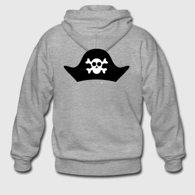 pirate - Men's Premium Hooded Jacket