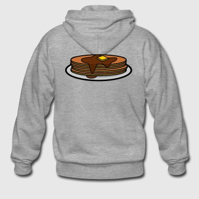 breakfast - Men's Premium Hooded Jacket