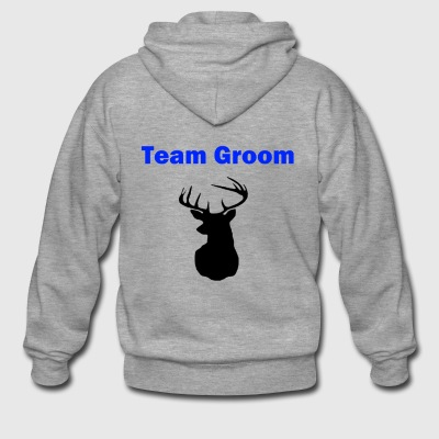 stag party - Men's Premium Hooded Jacket