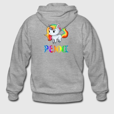 Unicorn Penni - Men's Premium Hooded Jacket