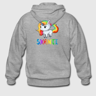 Unicorn Shanti - Premium Hettejakke for menn