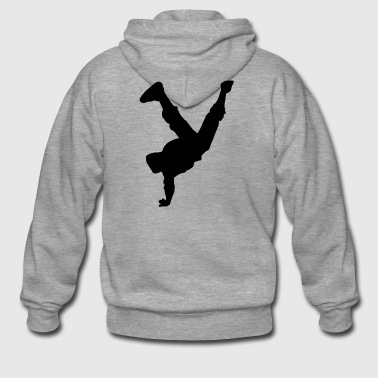 Break Dance Break Dance Hip Hop GIFT - Men's Premium Hooded Jacket