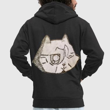 The Clockworks - Chibi Luis (colour) - Men's Premium Hooded Jacket