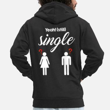 Date Single Dating Date Dating Date Love Rendezvous - Men's Premium Zip Hoodie
