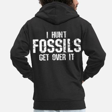Fossil fossil - Men's Premium Hooded Jacket