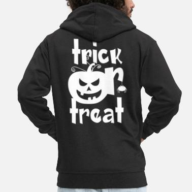 Trick Or Treat Trick eller Treat - Trick or Treat - Premium-Luvjacka herr
