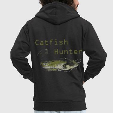 Catfish Catfish Hunter - Men's Premium Hooded Jacket