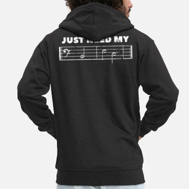 Classical Music Music Classical Music Gift - Men's Premium Hooded Jacket
