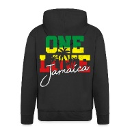 One Love Jamaica - Cadeau Reggae Music Rasta