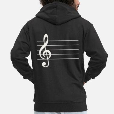 Instrument Music instrument wind instrument musical instrument - Men's Premium Zip Hoodie
