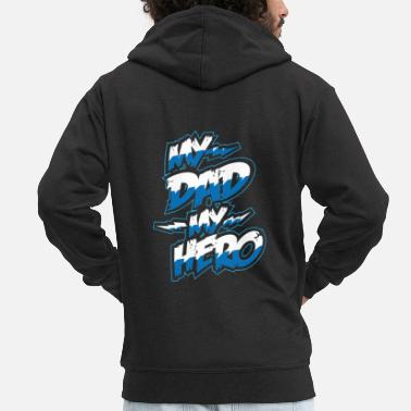 Tag Father's Day gift - Men's Premium Zip Hoodie