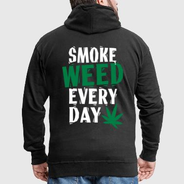 Smoke Weed Everyday Linovert - Veste à capuche Premium Homme
