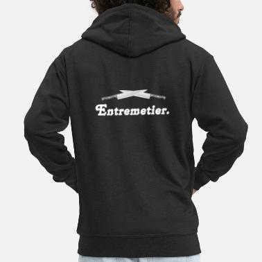 Cookery Entremetier cook cook cookery gift - Men's Premium Zip Hoodie
