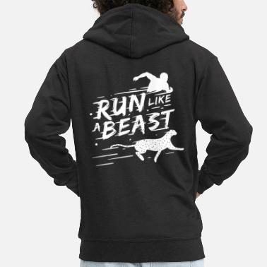 Funny Quotes Funny Sayings Funny Quote Inspirational Quotes - Men's Premium Hooded Jacket