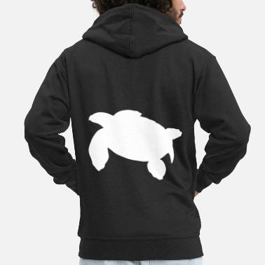 Shade archelon - Men's Premium Zip Hoodie