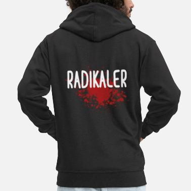 Radical radical - Men's Premium Hooded Jacket